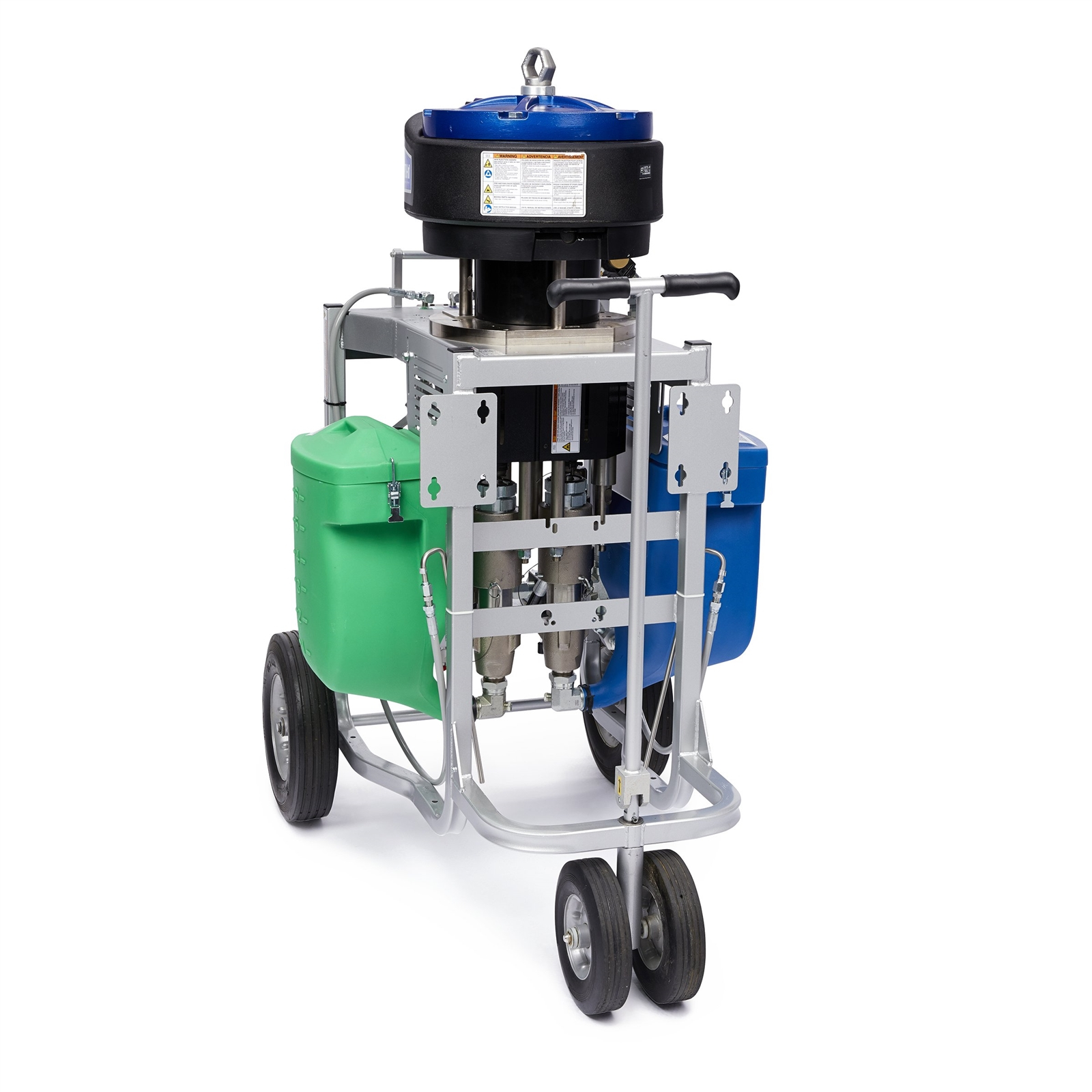 Polyurea & Spray Foam Equipment Rental