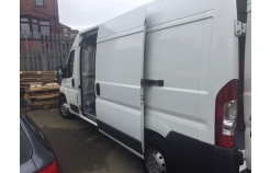 FULL TURNKEY VAN INSTALLATION FOR FOAM APPLICATIONS