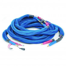 GRACO Heated Whip hose: 6.3 mm x 91 cm (1/4 in x 3 ft) with Scuffguard 249586